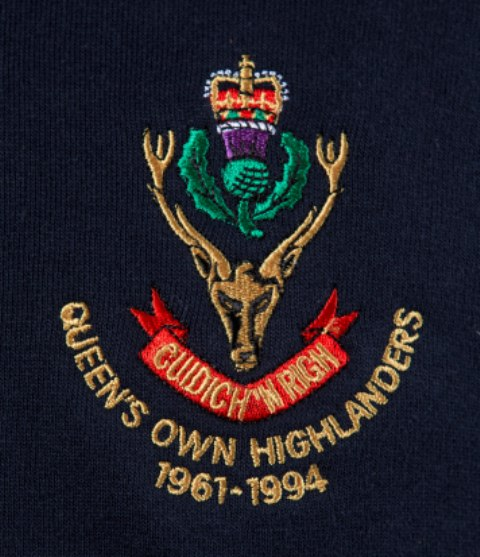 Queen's Own Highlanders(Seaforth and Camerons) Polo Shirt