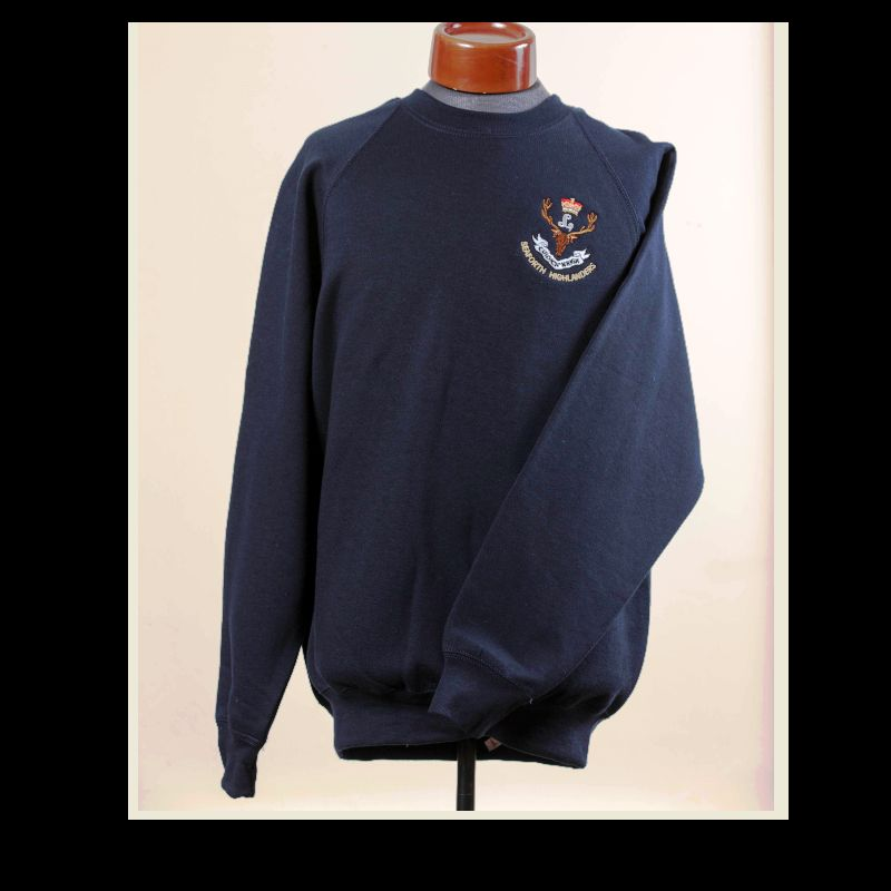Seaforth Highlanders  Sweatshirt