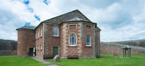 Fort George Highlander's Museum, Ardersier,