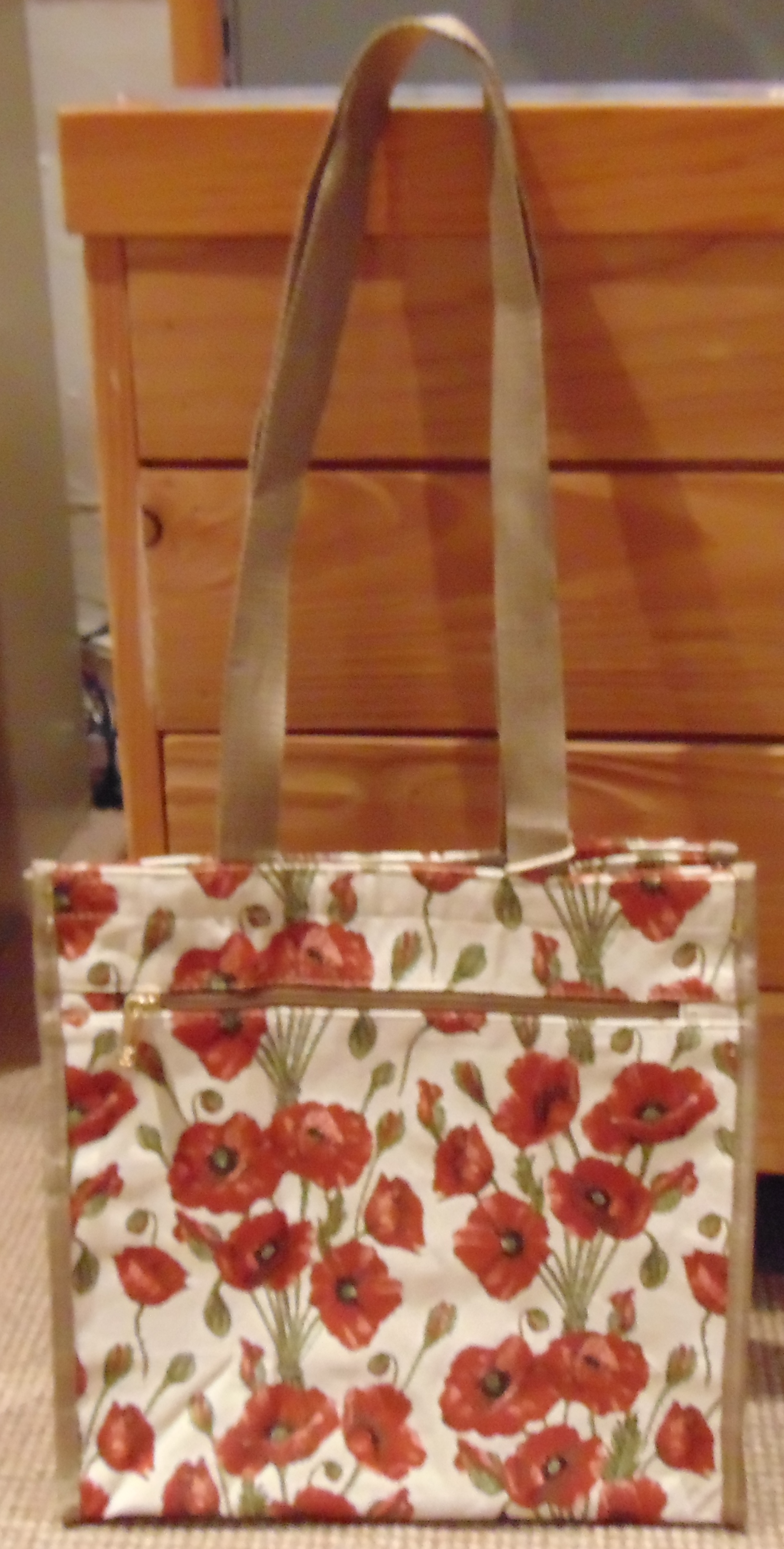 Poppy Shopper Bag