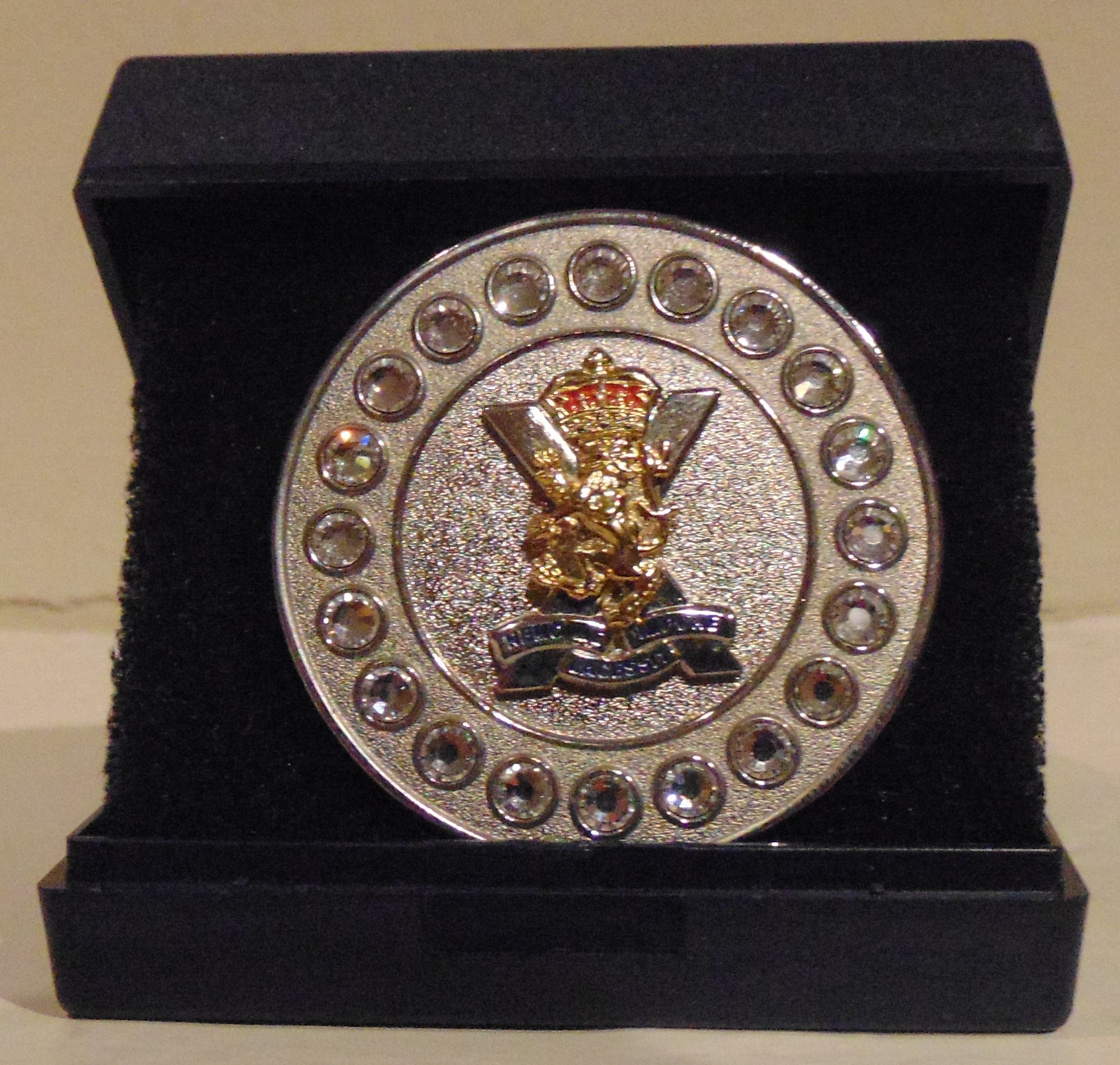 Royal Regiment of Scotland Brooch