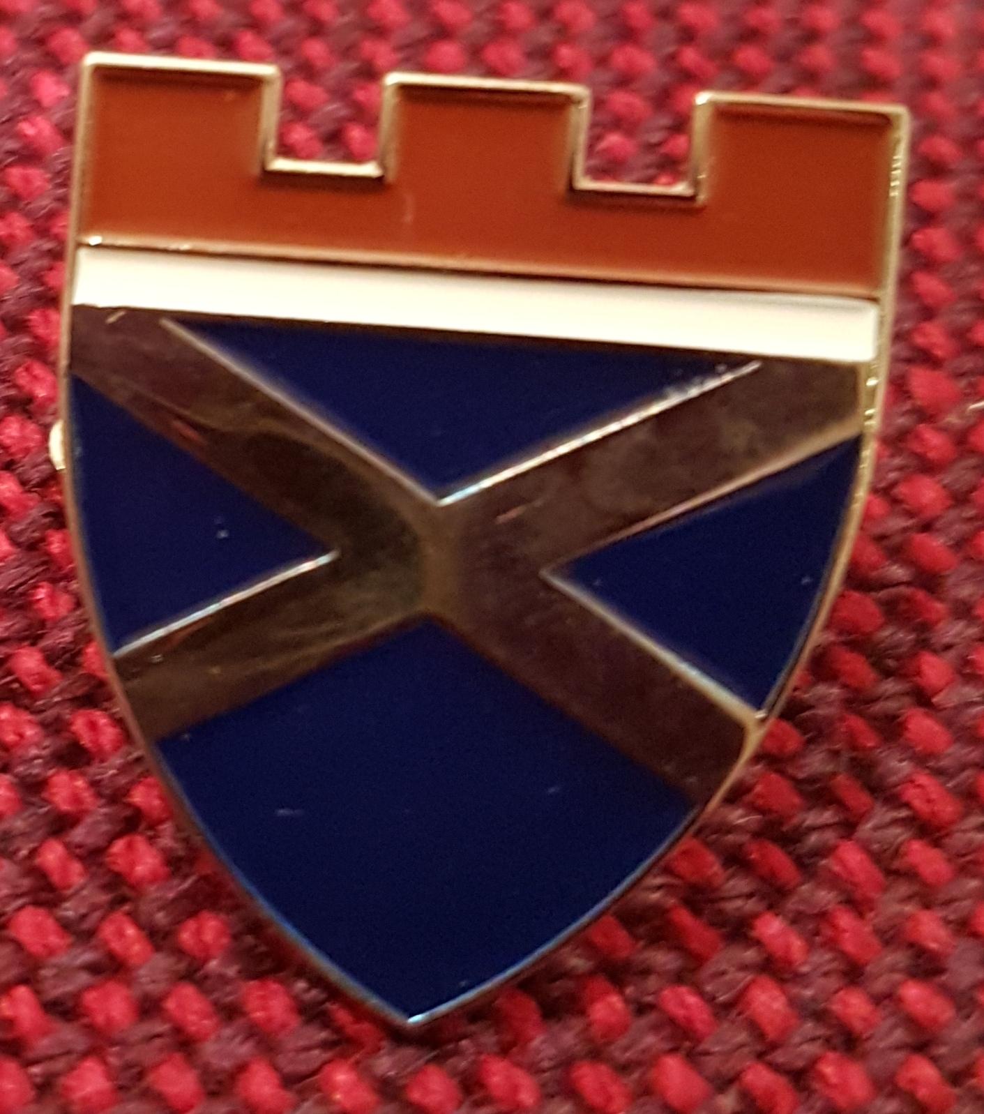 The Highland Military Tattoo Badge