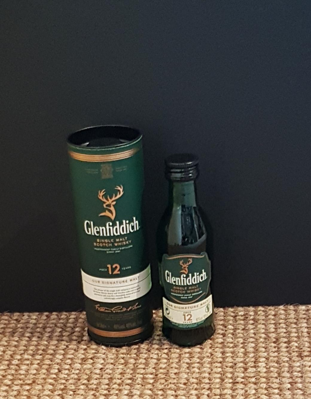 Glenfiddich 12yo 5cl