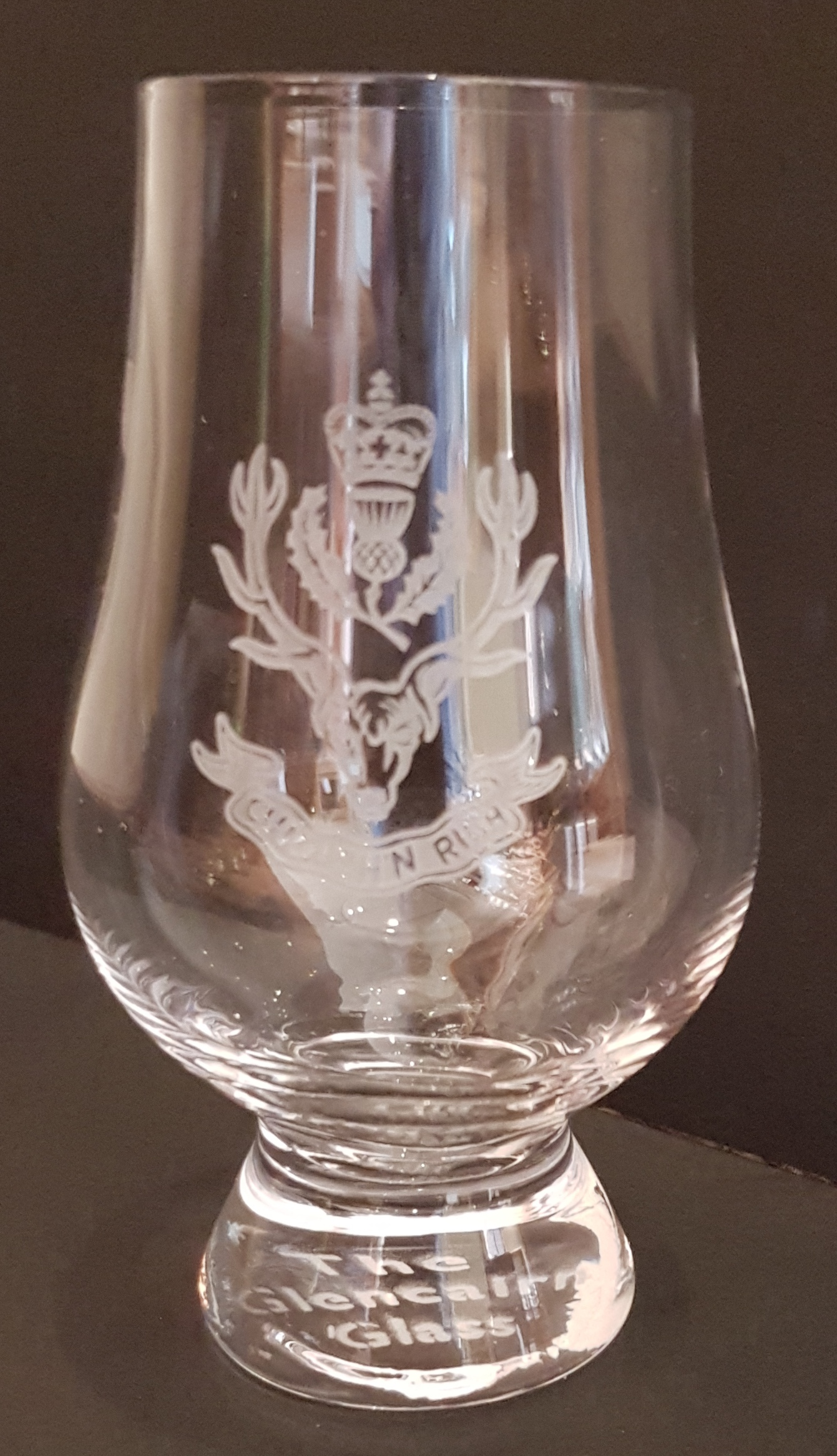 Queen's Own Highlander Glencairn Glass