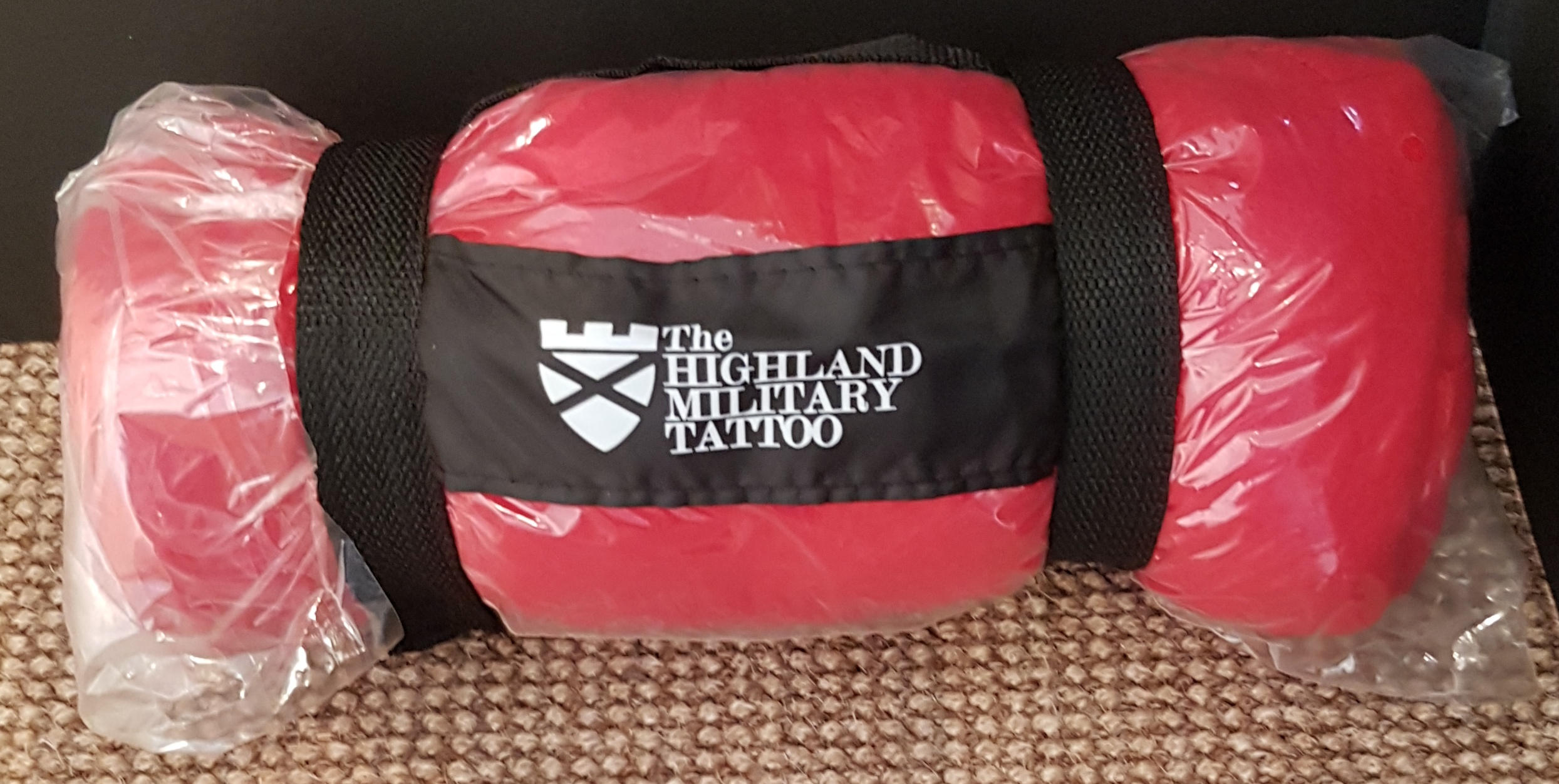 The Highland Military Tattoo Blanket