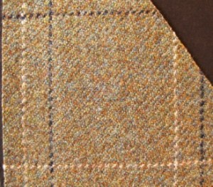 QOHldrs tweed sample