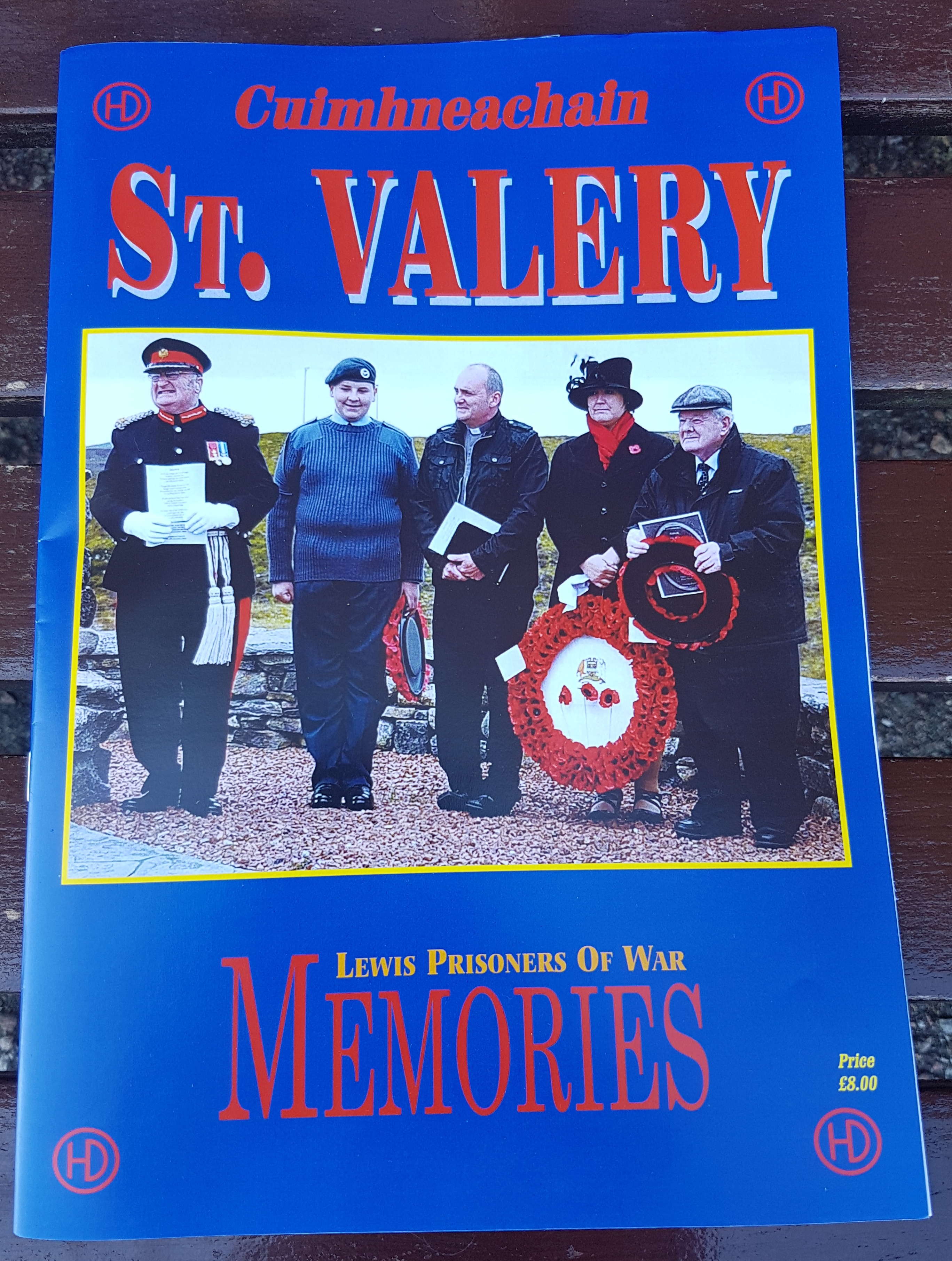 Cuimhneachain St Valery
