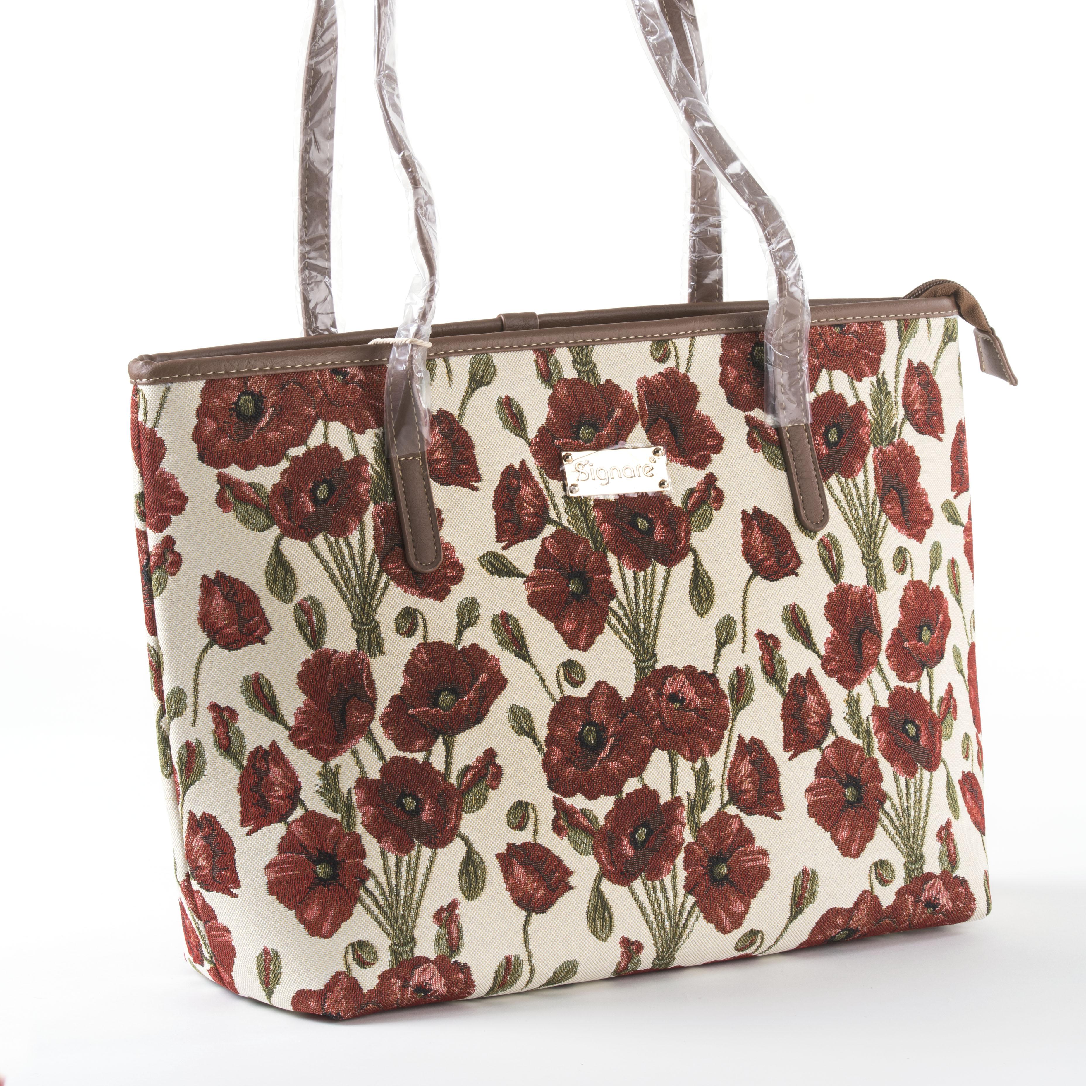 Poppy College Bag
