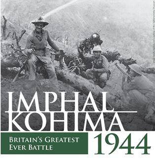 IMPHAL KOHIMA 1944 TALK