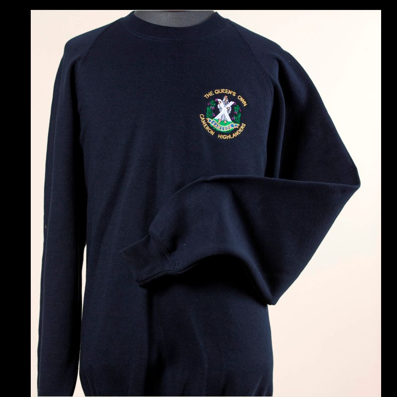 The Queen's Own Cameron Highlanders  Sweatshirt
