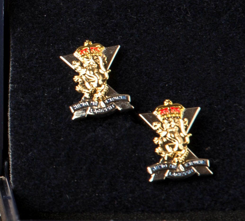 Royal Regiment of Scotland Cufflinks