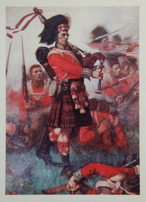 Postcard - Piper Kenneth McKay