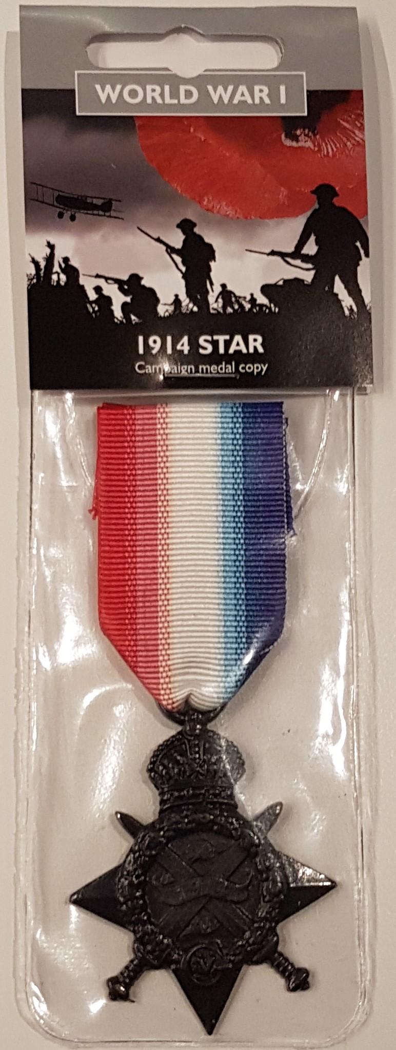 1914 Star - full size