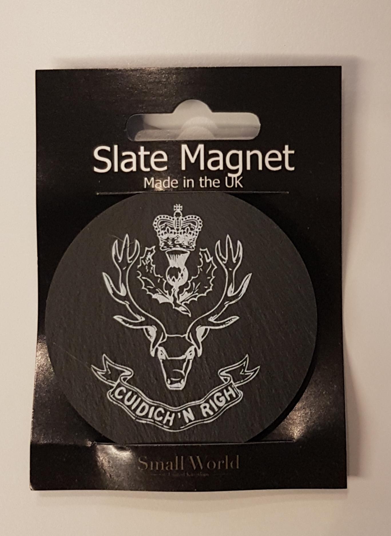 Slate Magnet