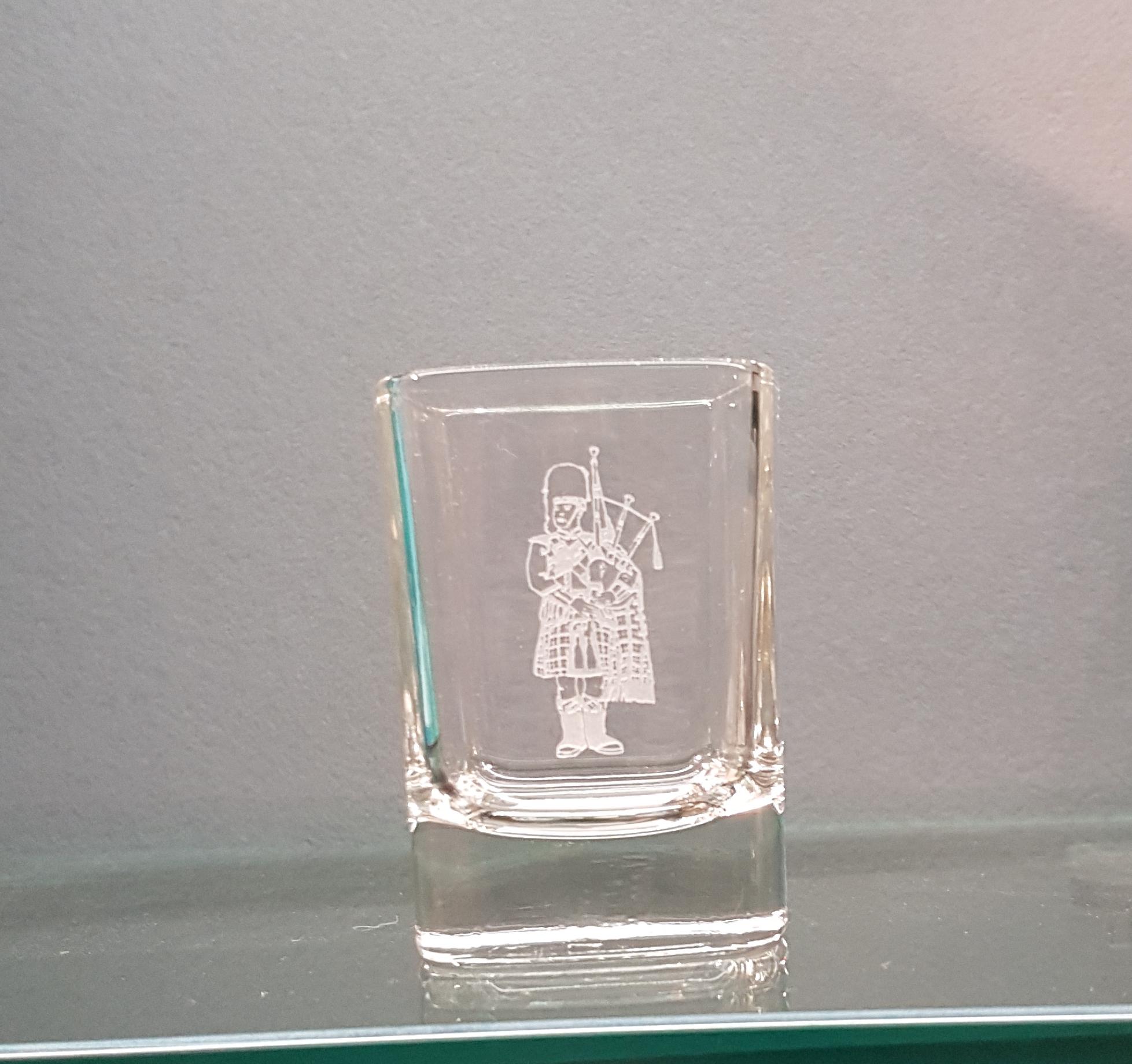 Dram Glass - Piper