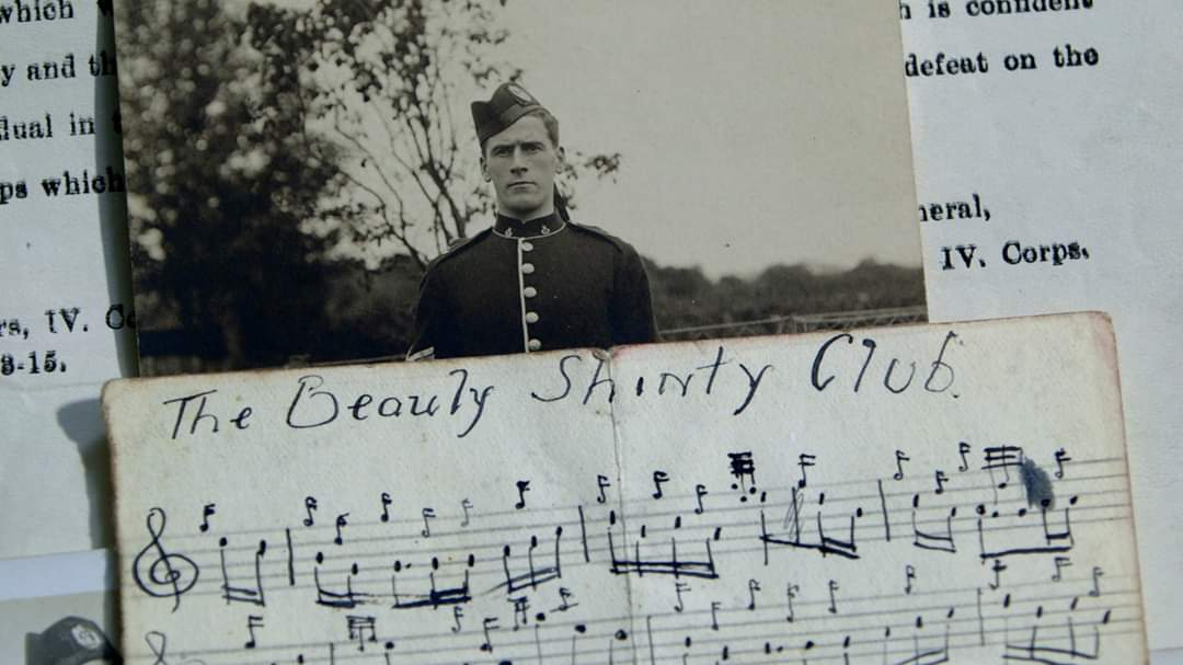 Patersons of Beauly: Reflections on rifles, love, shinty & WW1