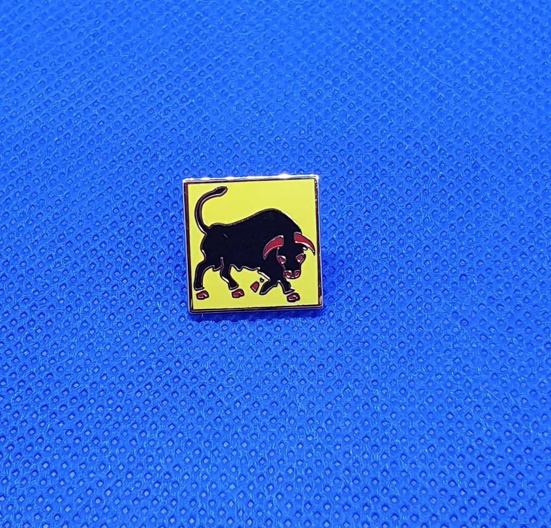 11th Armoured Brigade Lapel Pin