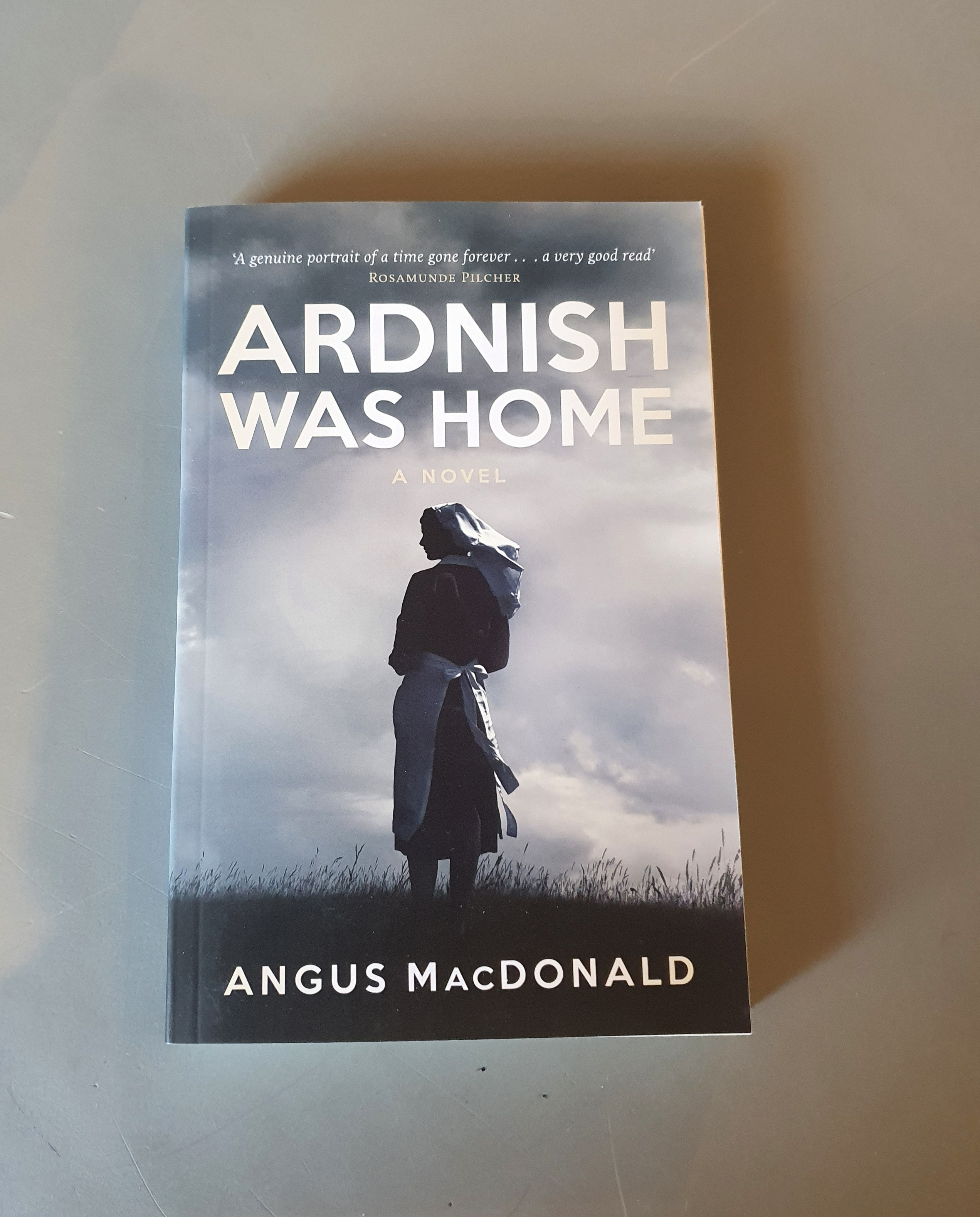 Book - Ardnish was Home