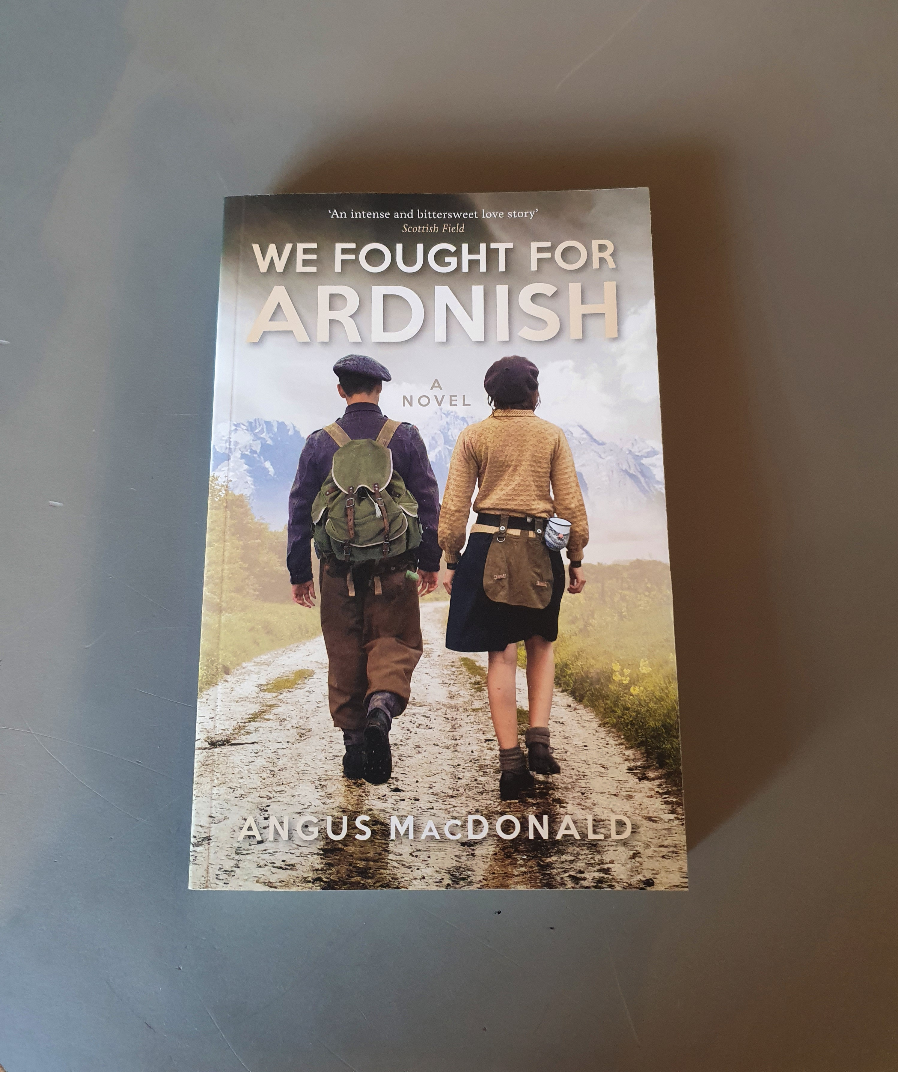 Book - We Fought For Ardnish