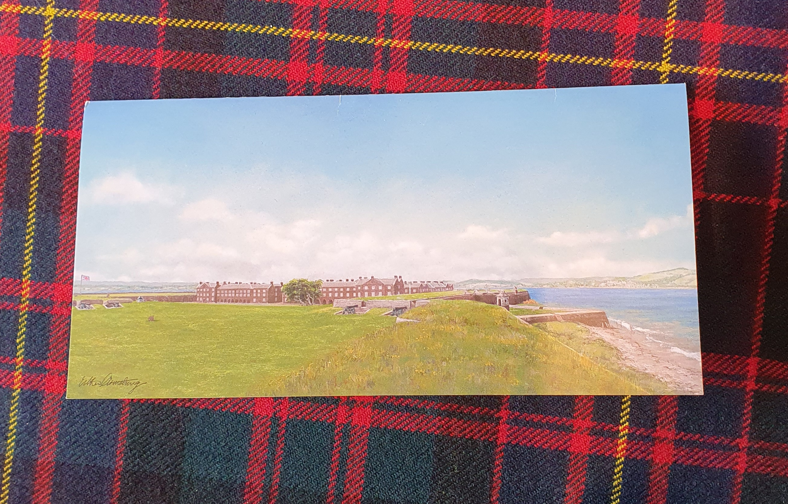Fort George Card