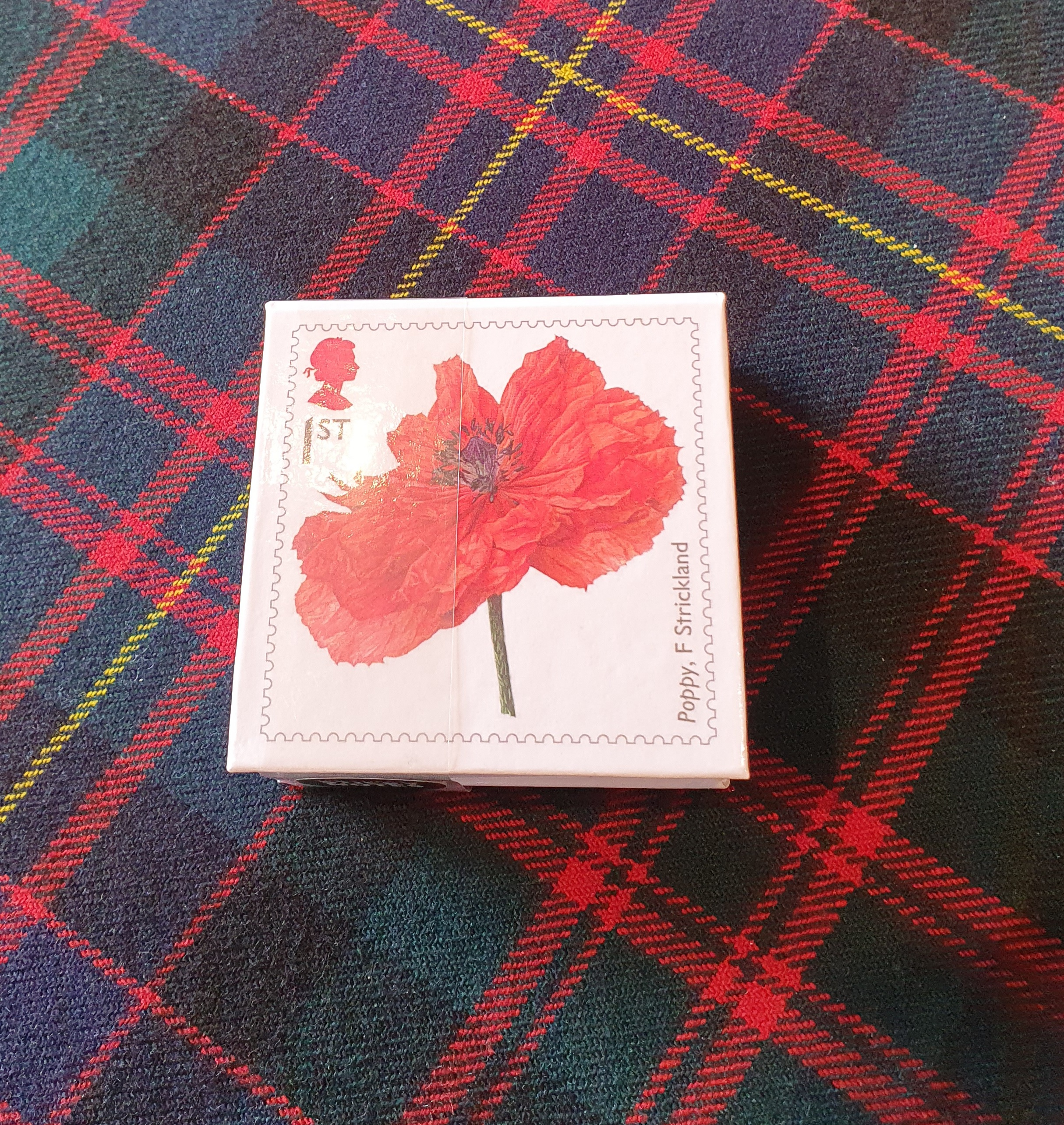 Poppy Note Pad