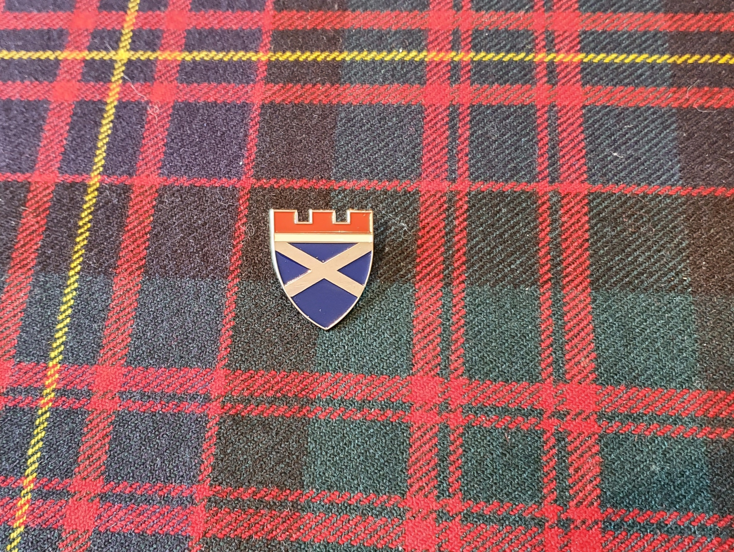 The Highland Military Tattoo Badge