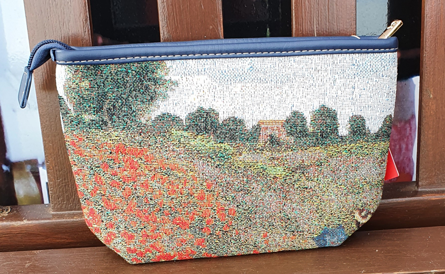 Field Poppy - Make Up Bag