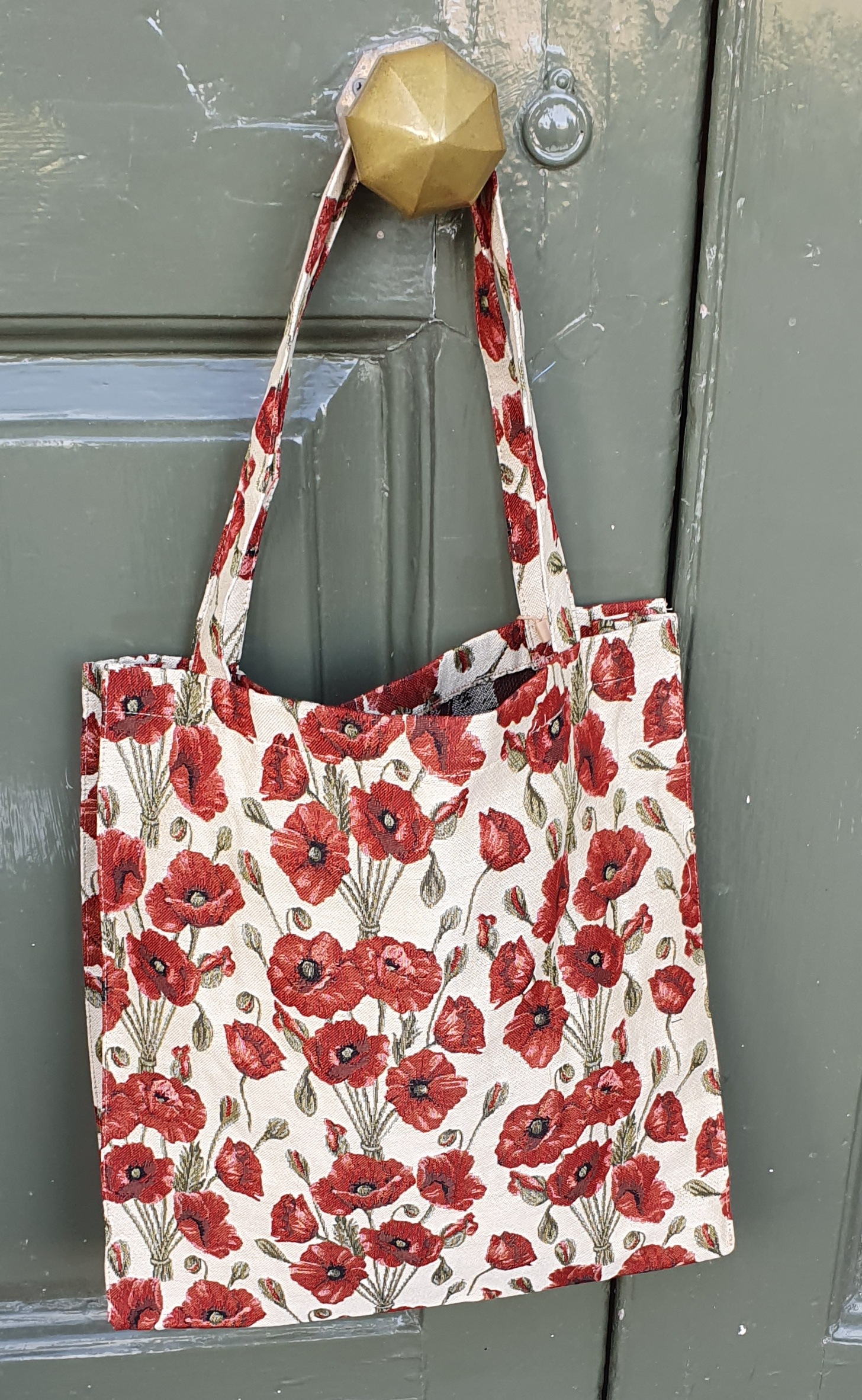 Poppy Bag Gusset