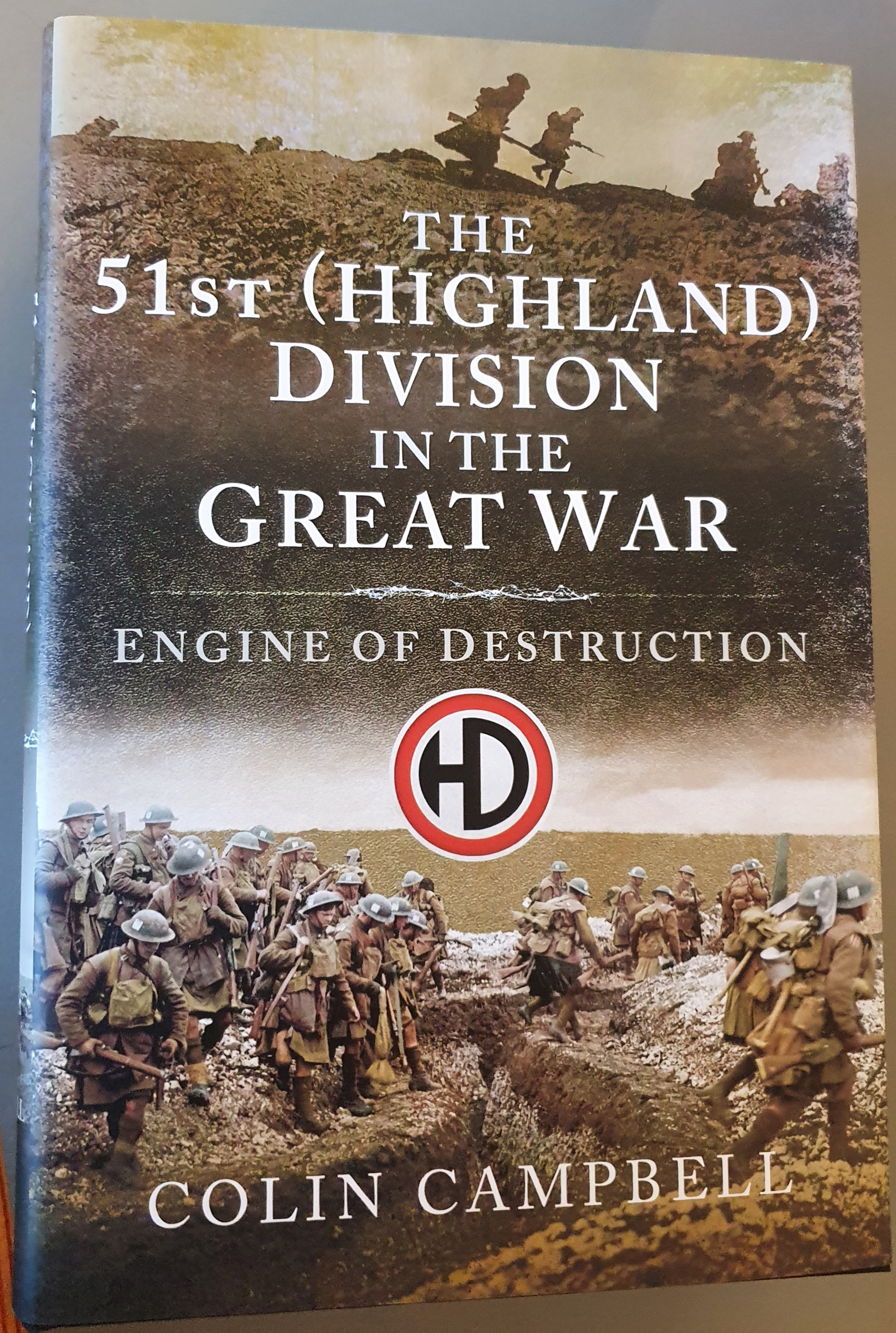 The 51st Highland Division in the Great War