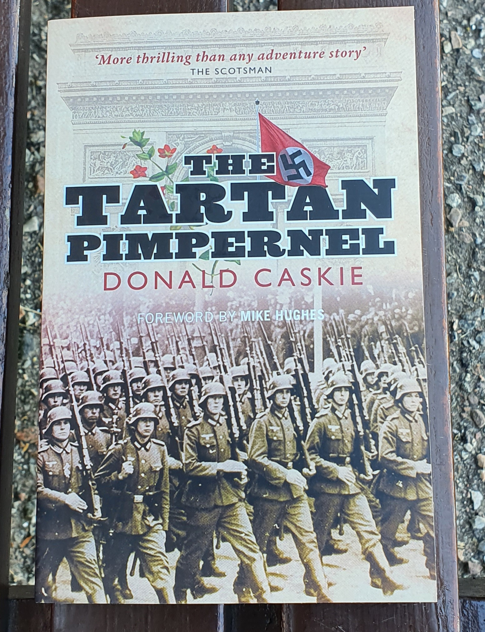 Book - The Tartan Pimpernel