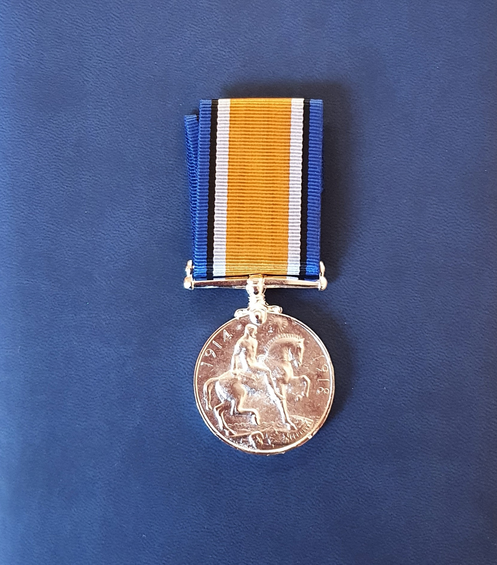 British War Medal - full size