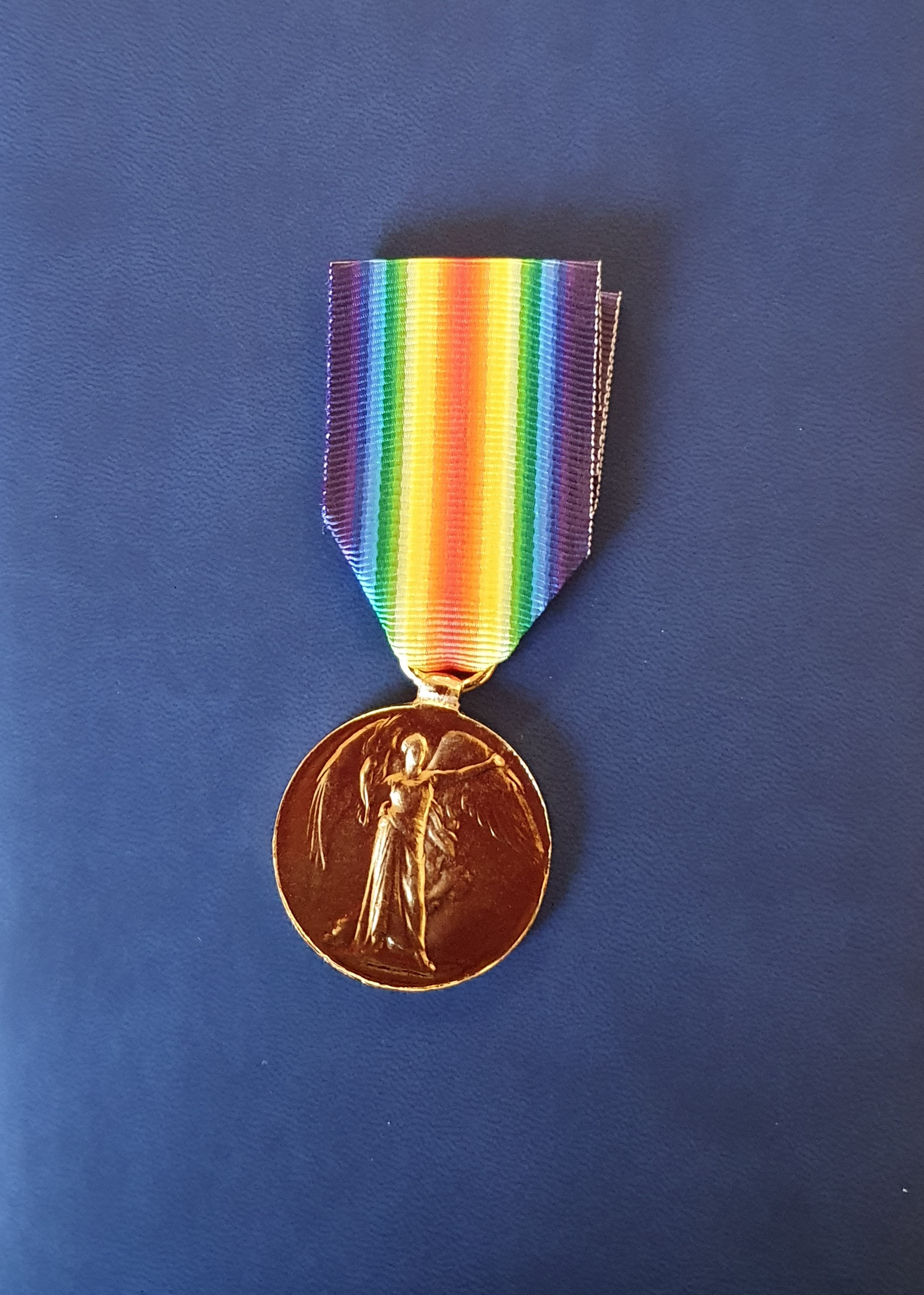 Victory Medal - full size
