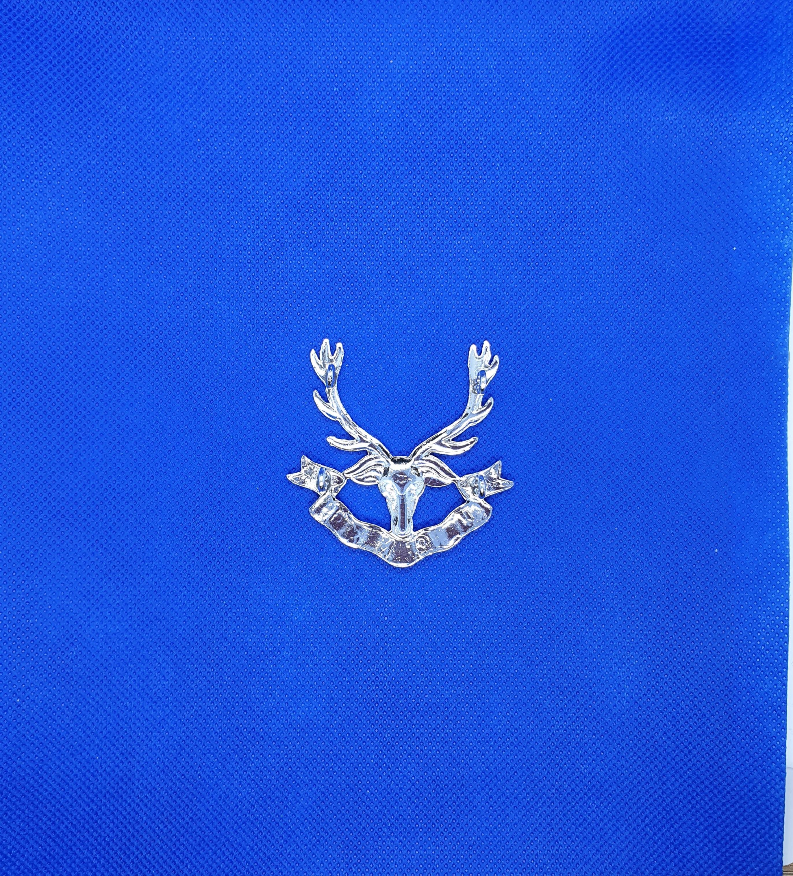 Seaforth Highlanders Cap Badge