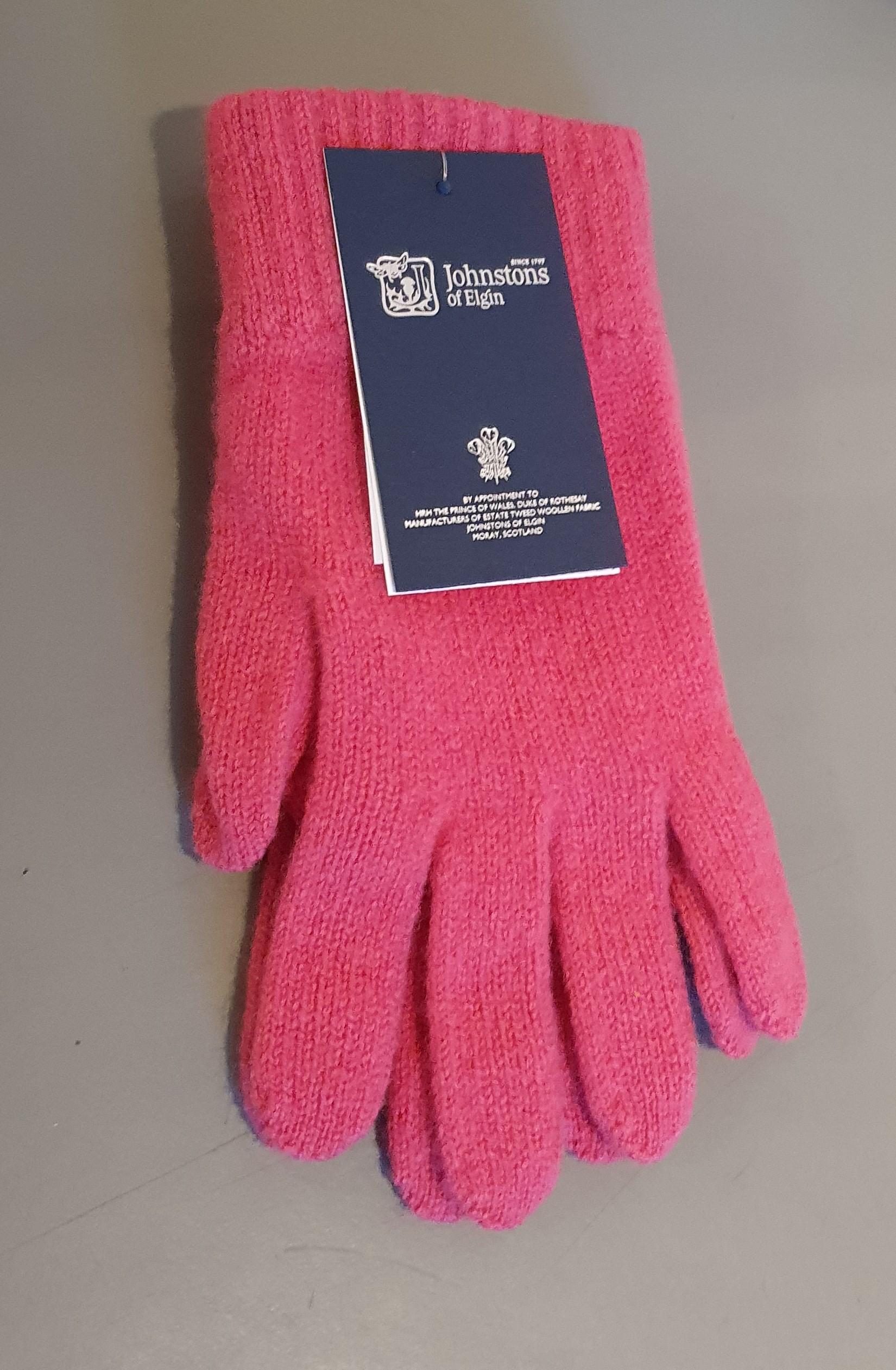 100% Lambswool Gloves - Festival