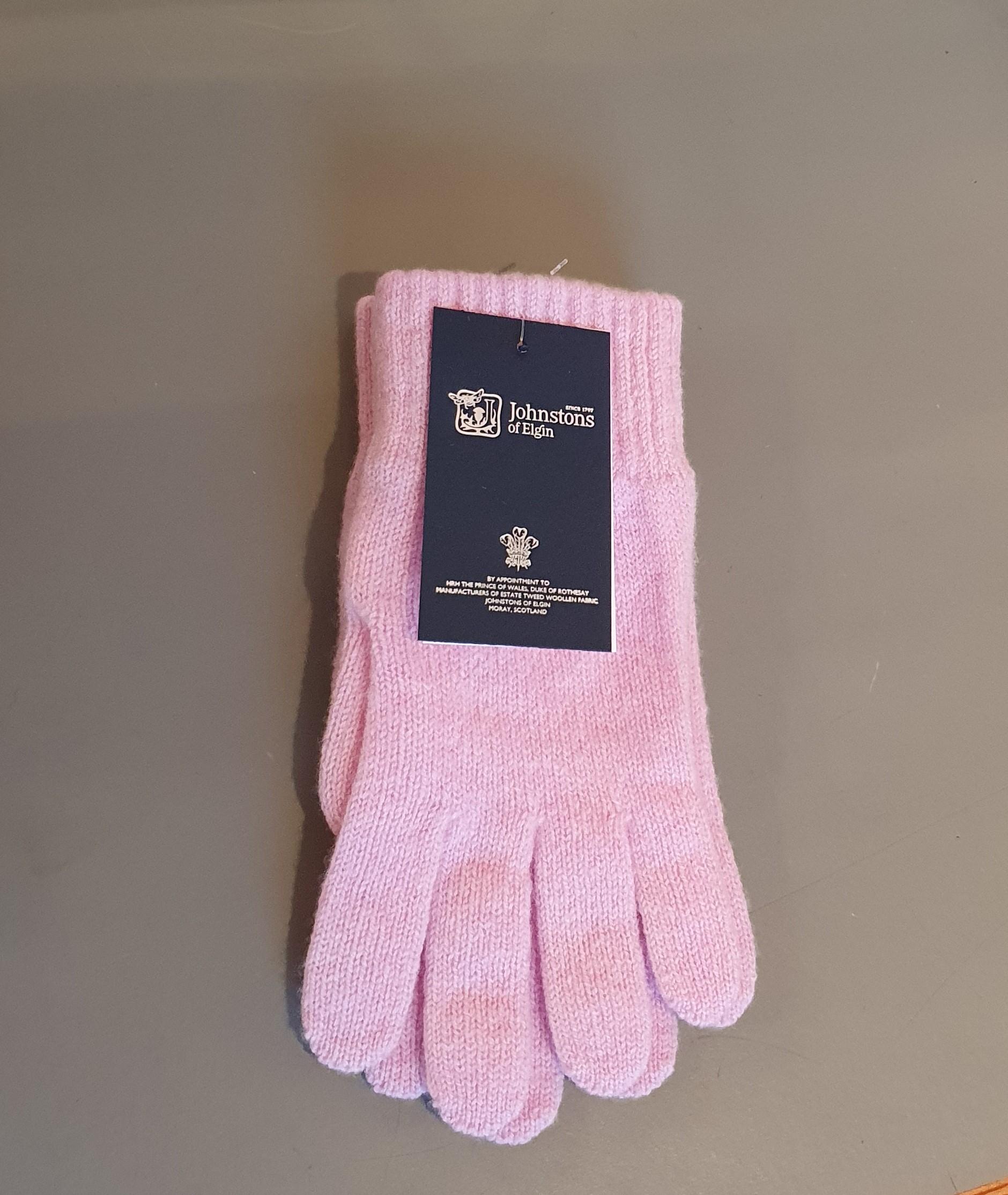 100% Lambswool Gloves - Piglet