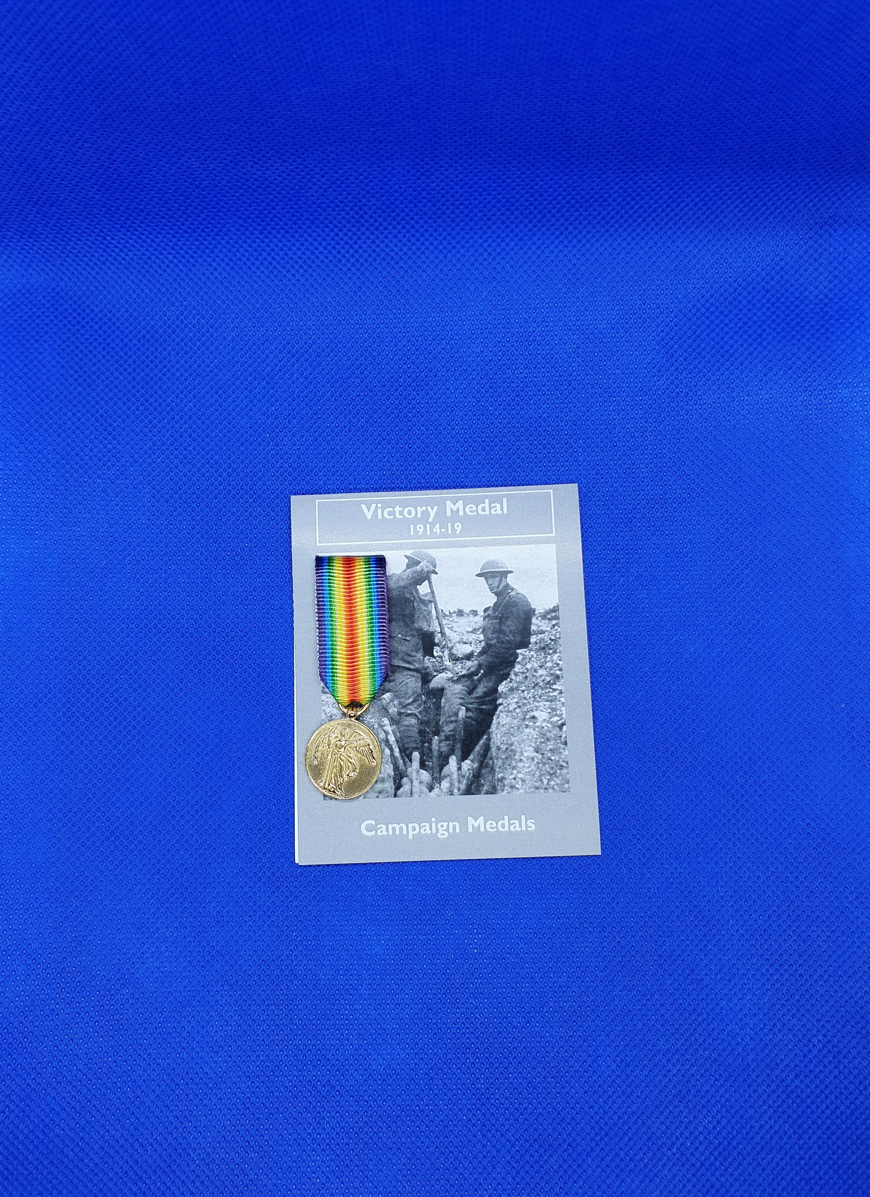 Victory Medal 1914-19 - miniature