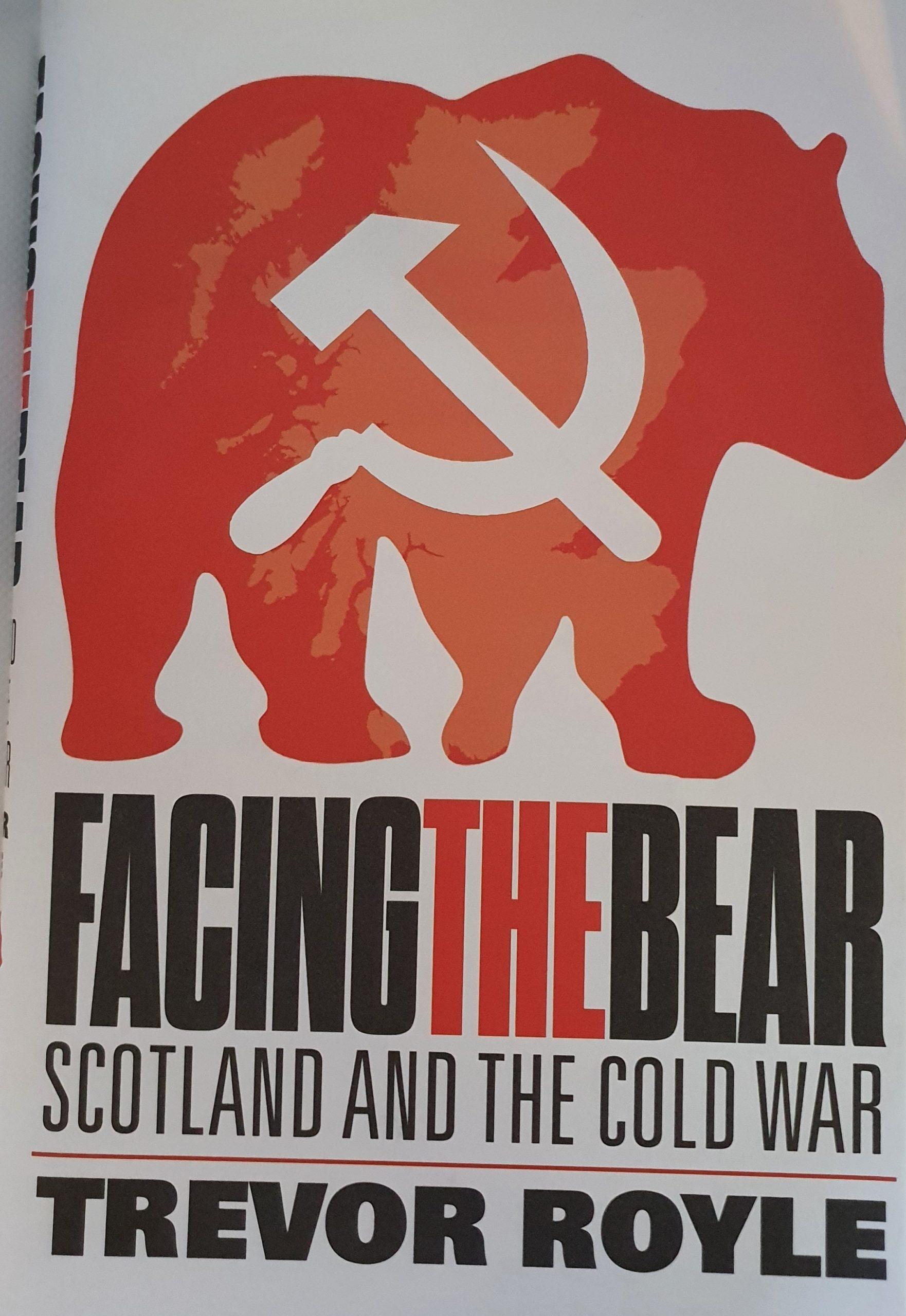 Book - Facing the Bear