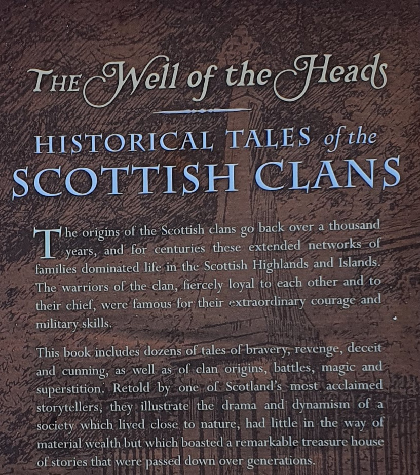 Book - The Well of the Heads