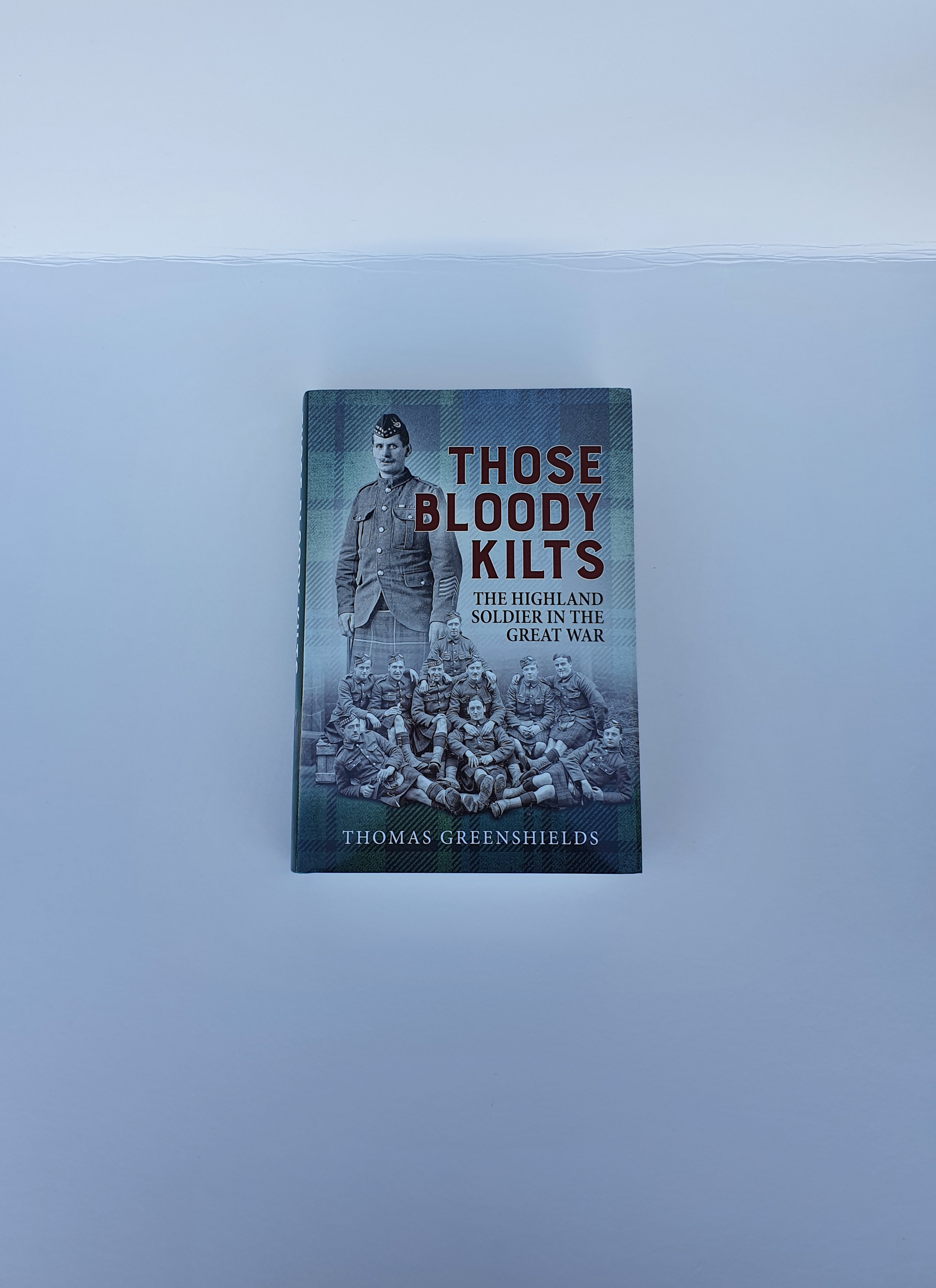 Book - Those Bloody Kilts
