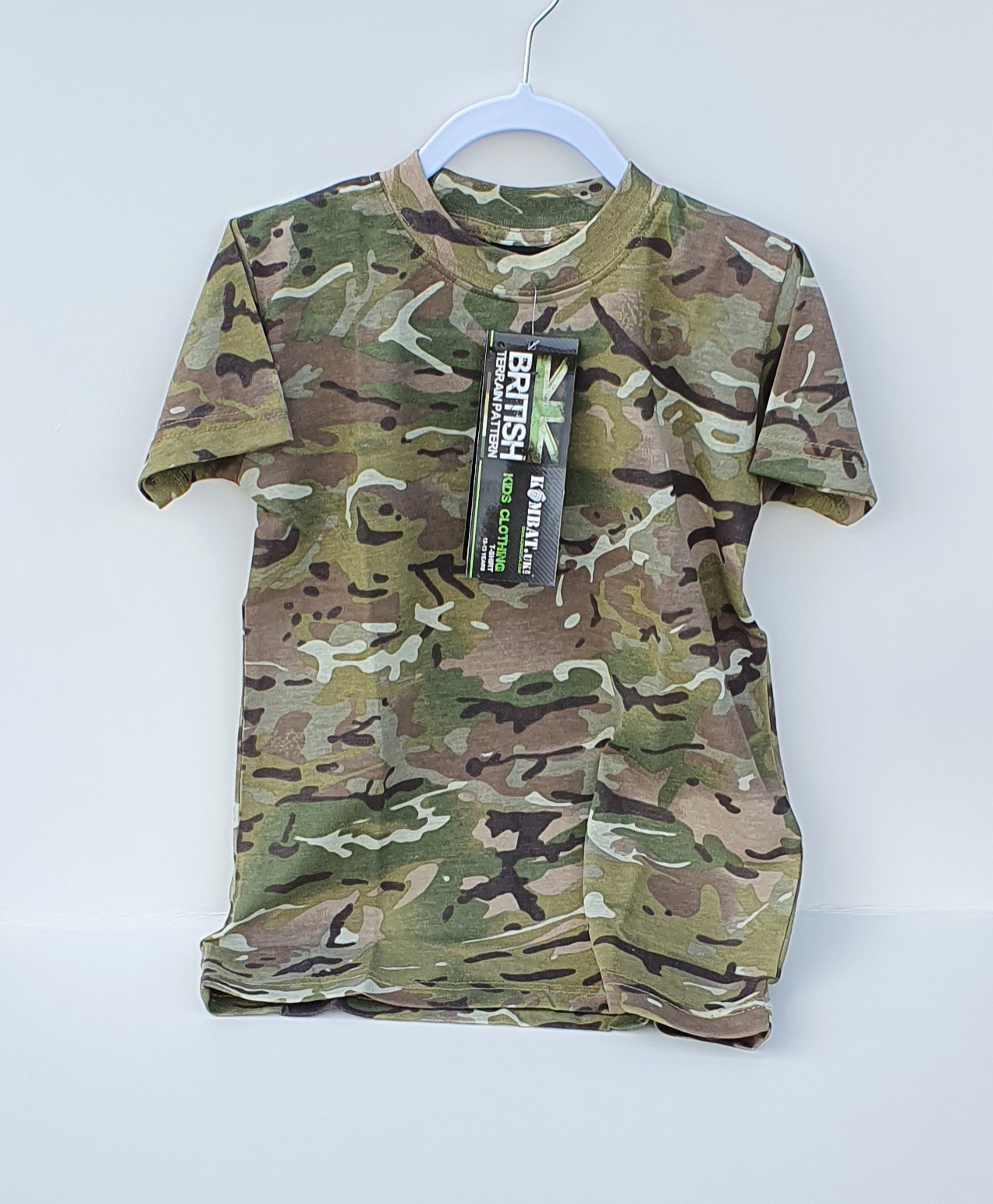 Camouflage Kids T-Shirt