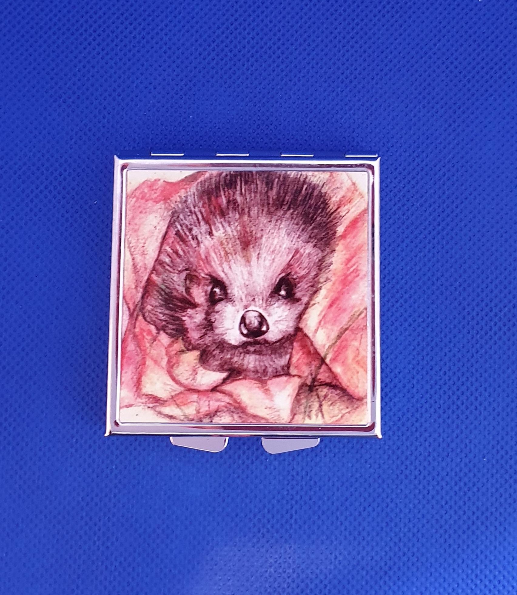 Compact - Hedgehog