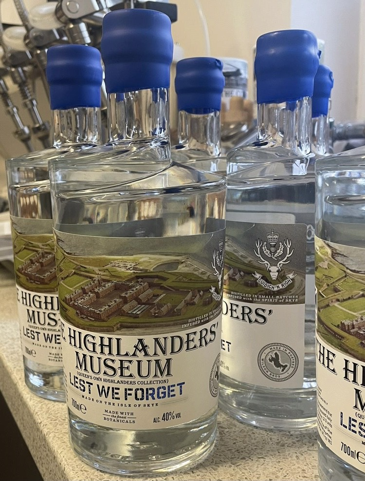 Gin - The Highlanders' Museum