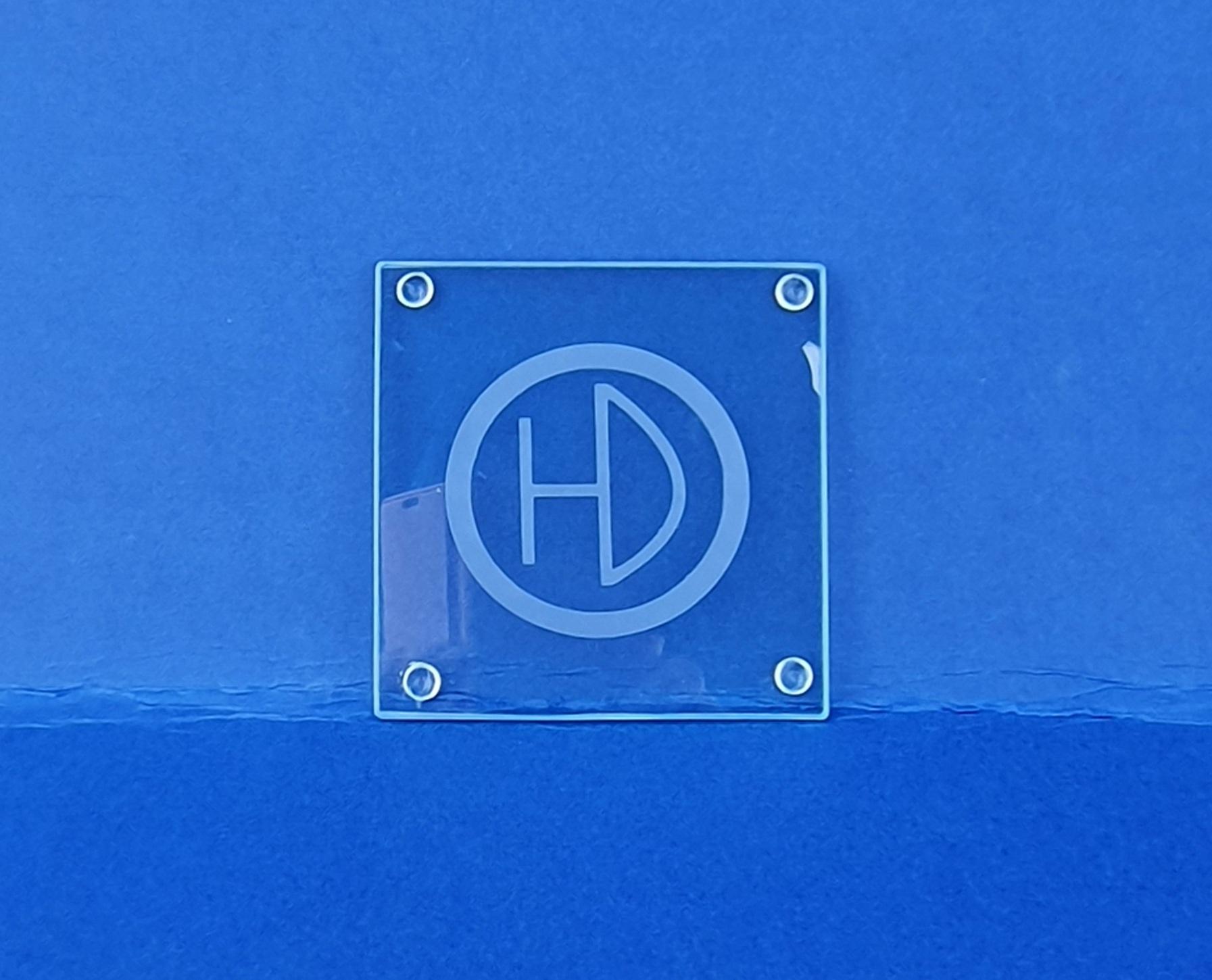 Glass Coaster - 51st HD