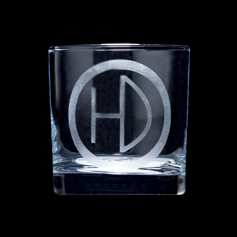 51st Highland Division Whisky Glass