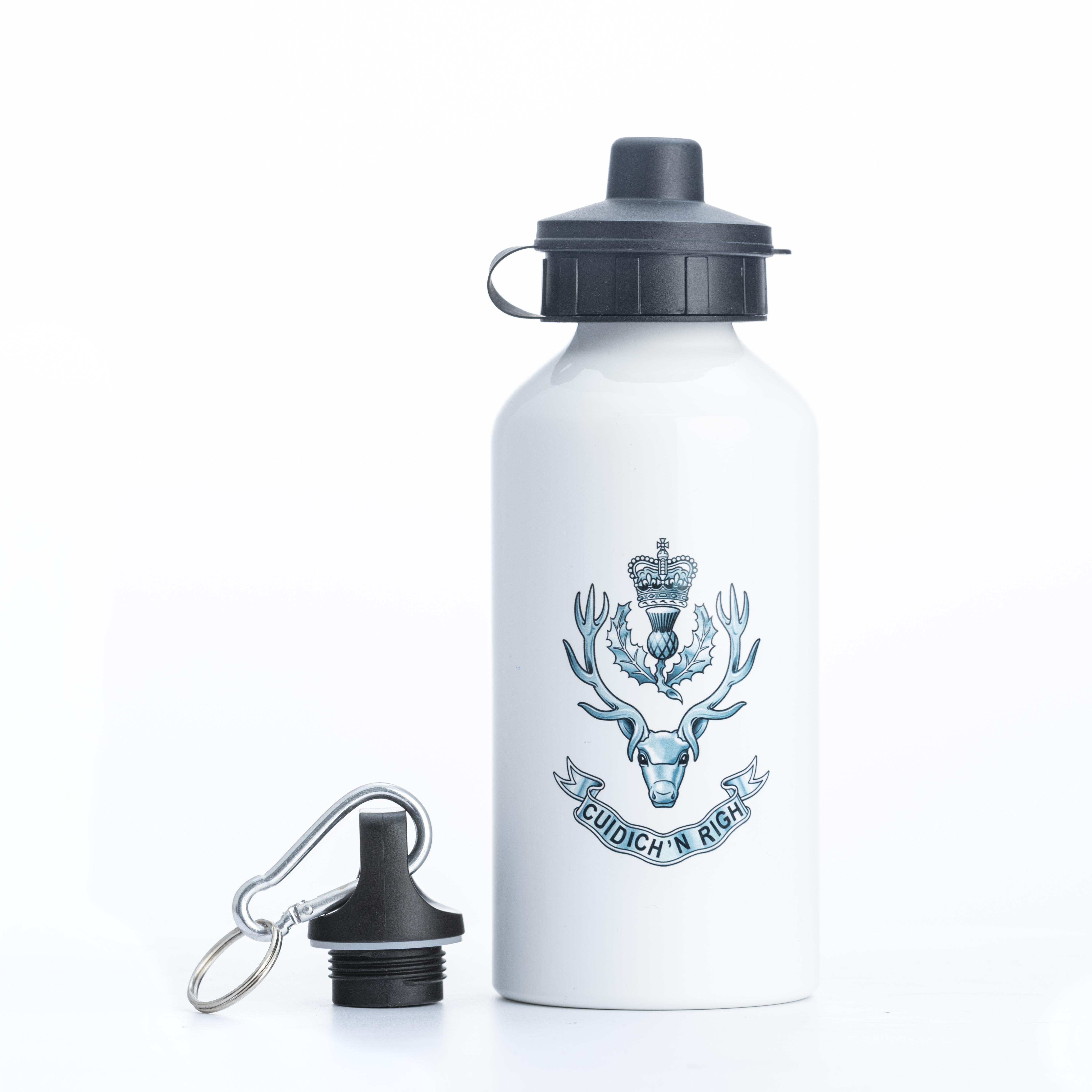 Queen's Own Highlander Water Bottle