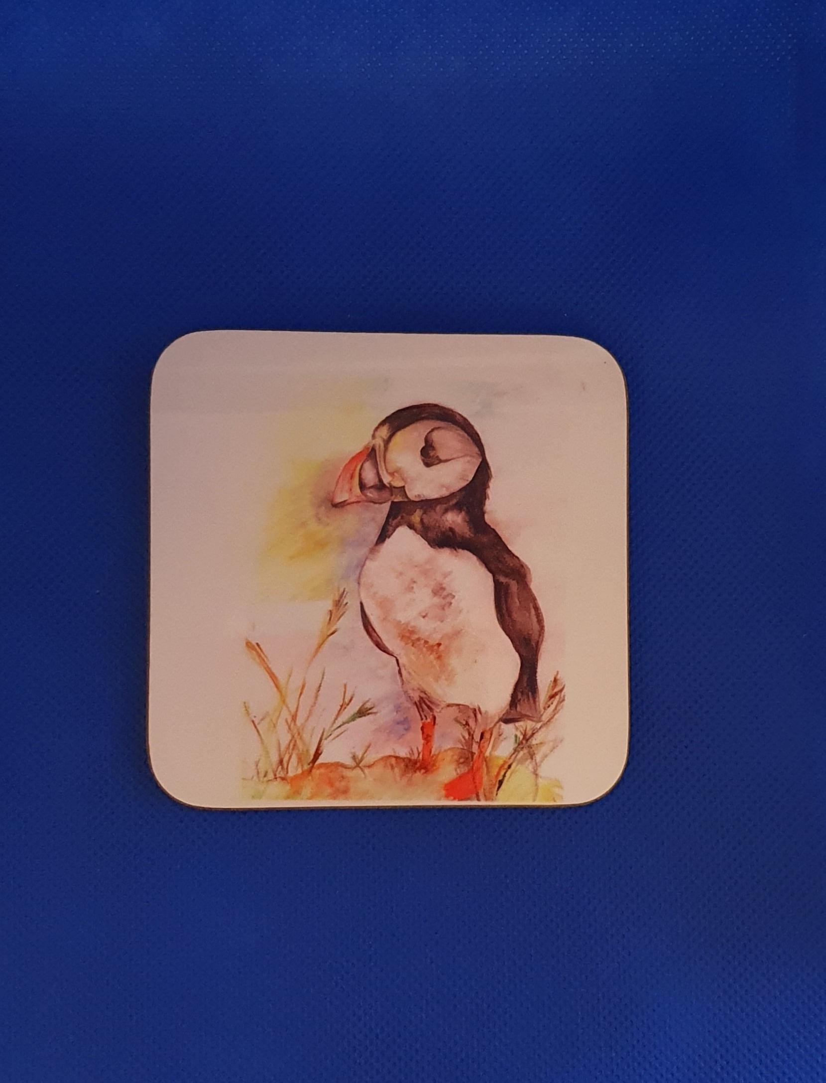 Coaster - Puffin