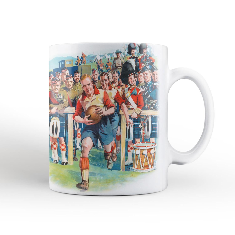 Seaforth Highlanders Mug