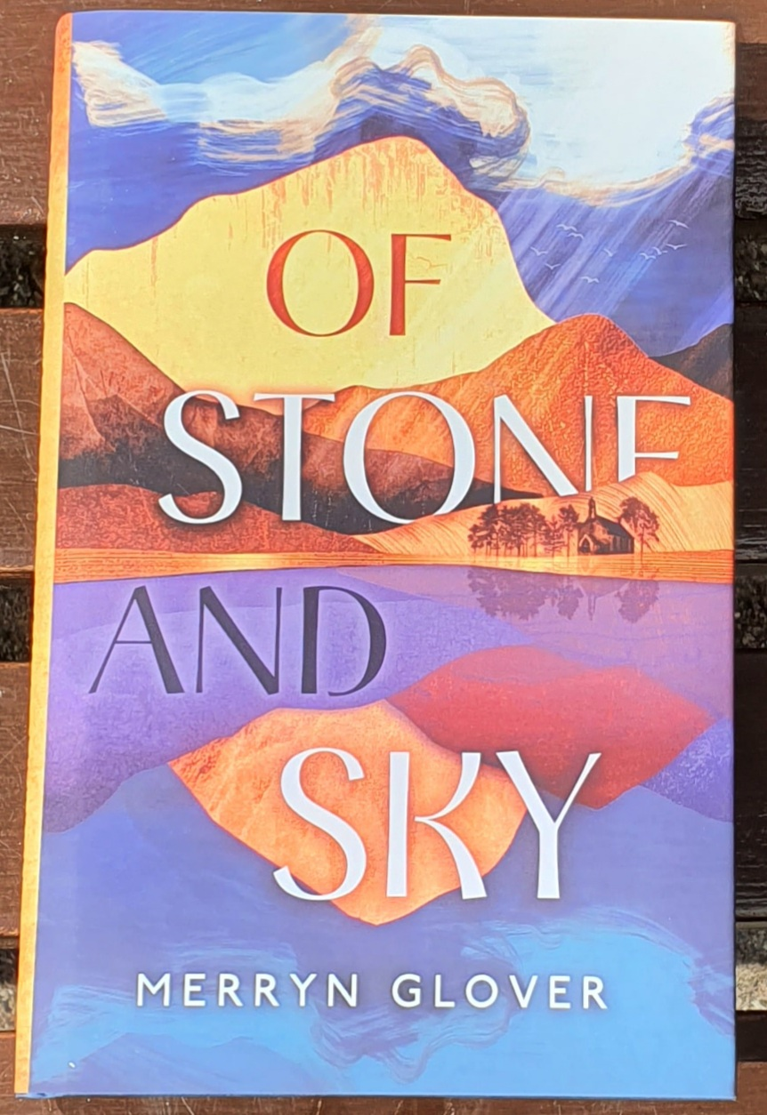 Book - Of Stone and Sky