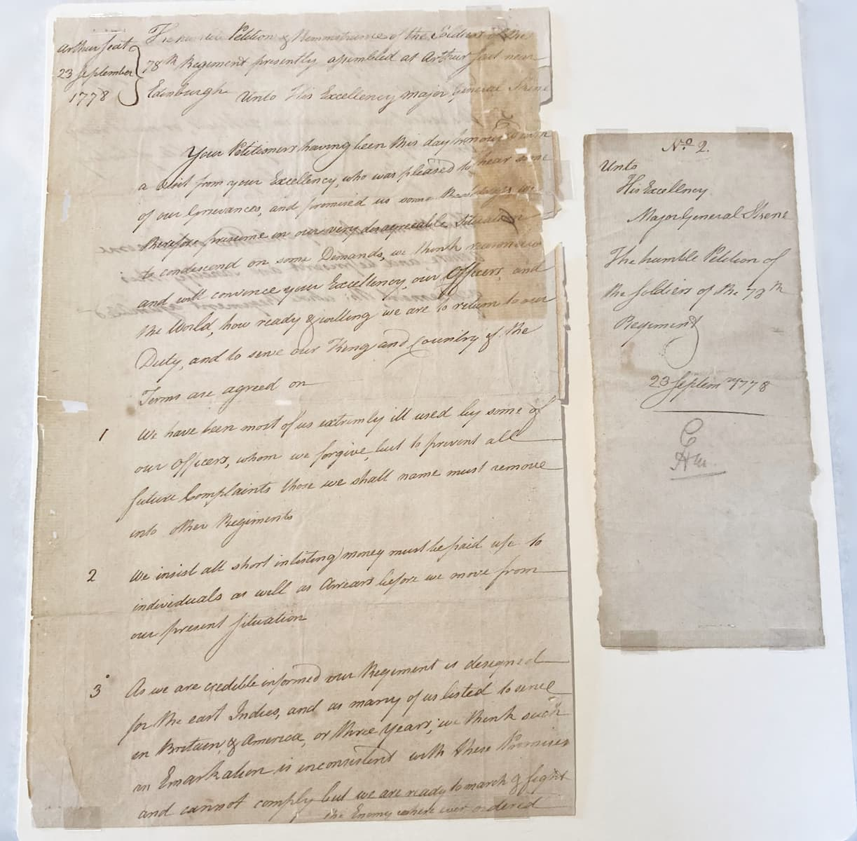 1778 Petition