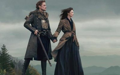 Outlander and the Lovat Scouts